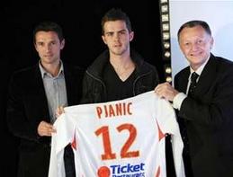 Pjanic - Lyon