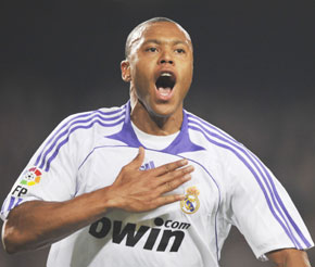 Julio Baptista - AS ROMA