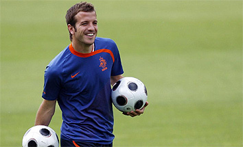 Van der Vaart - Real Madrid