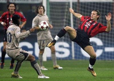 Ronaldinho - Shevchenko