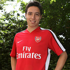 Samir Nasri - Arsenal