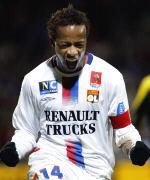 Sydney Govou - Olympique Lyonnais