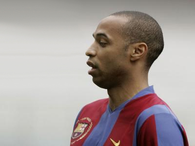Thierry Henry - FC Barcelone