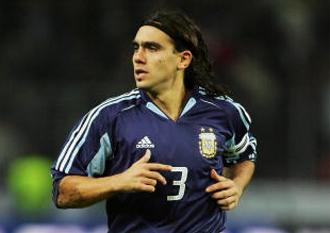 Juan Pablo Sorin - Cruzeiro