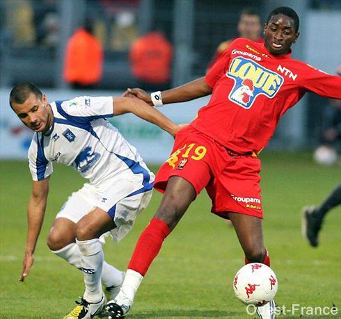 Mamadou Samassa - OM