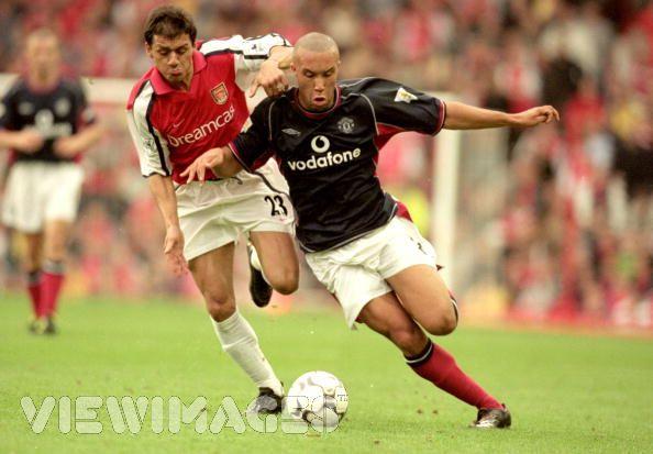 Mickael Silvestre - Arsenal