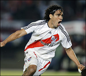 Radamel Falcao - River