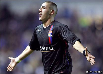 Karim Benzema - OL