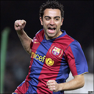 Xavi prolonge