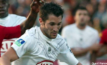 Florian Marange - Bordeaux