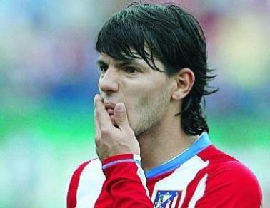 Sergio Agüero - Atletico Madrid