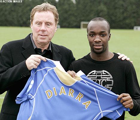 Lassana Diarra - Portsmouth