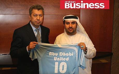 Manchester City -President