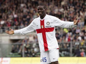 Mario Balotelli - Inter de Milan