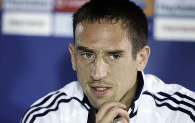 City veut Ribery