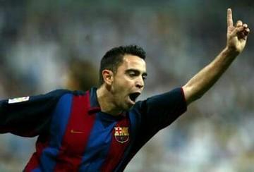 Xavi - Barcelone