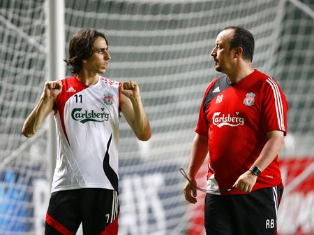 Yossi Benayoun -Liverpool