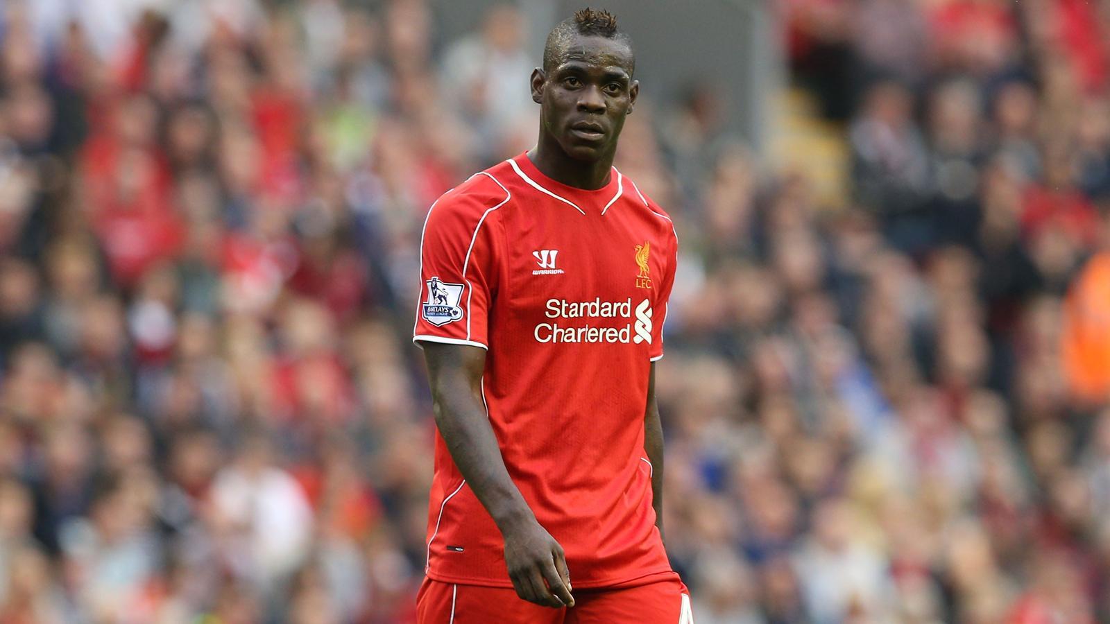 Mario Balotelli : Top 6 des flops à Liverpool
