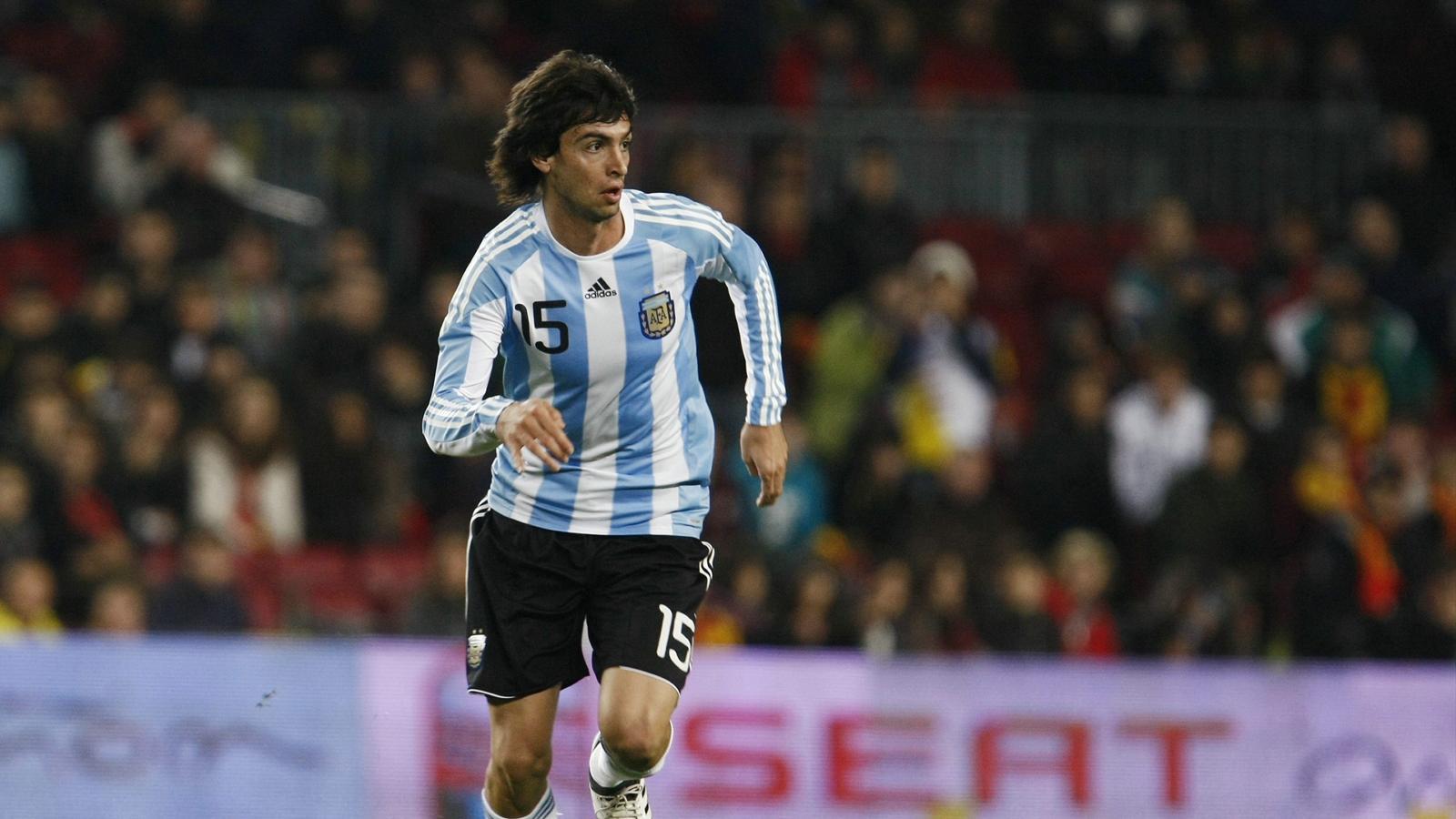 Javier Pastore Argentine