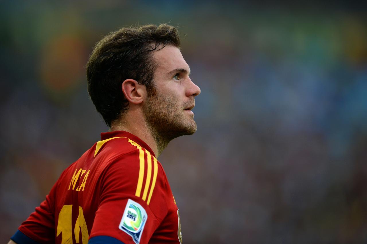 Classify Juan Mata Spanish footballer