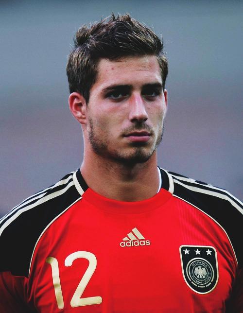 BAU //  Fussball U21 Deutschland vs. Zypern Kevin Trapp ( Deutschland )