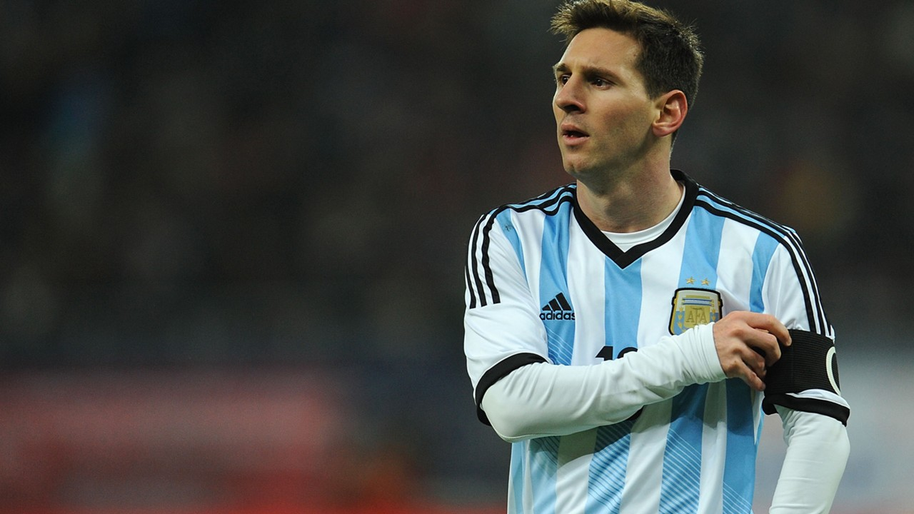 Lionel Messi Argentine 2