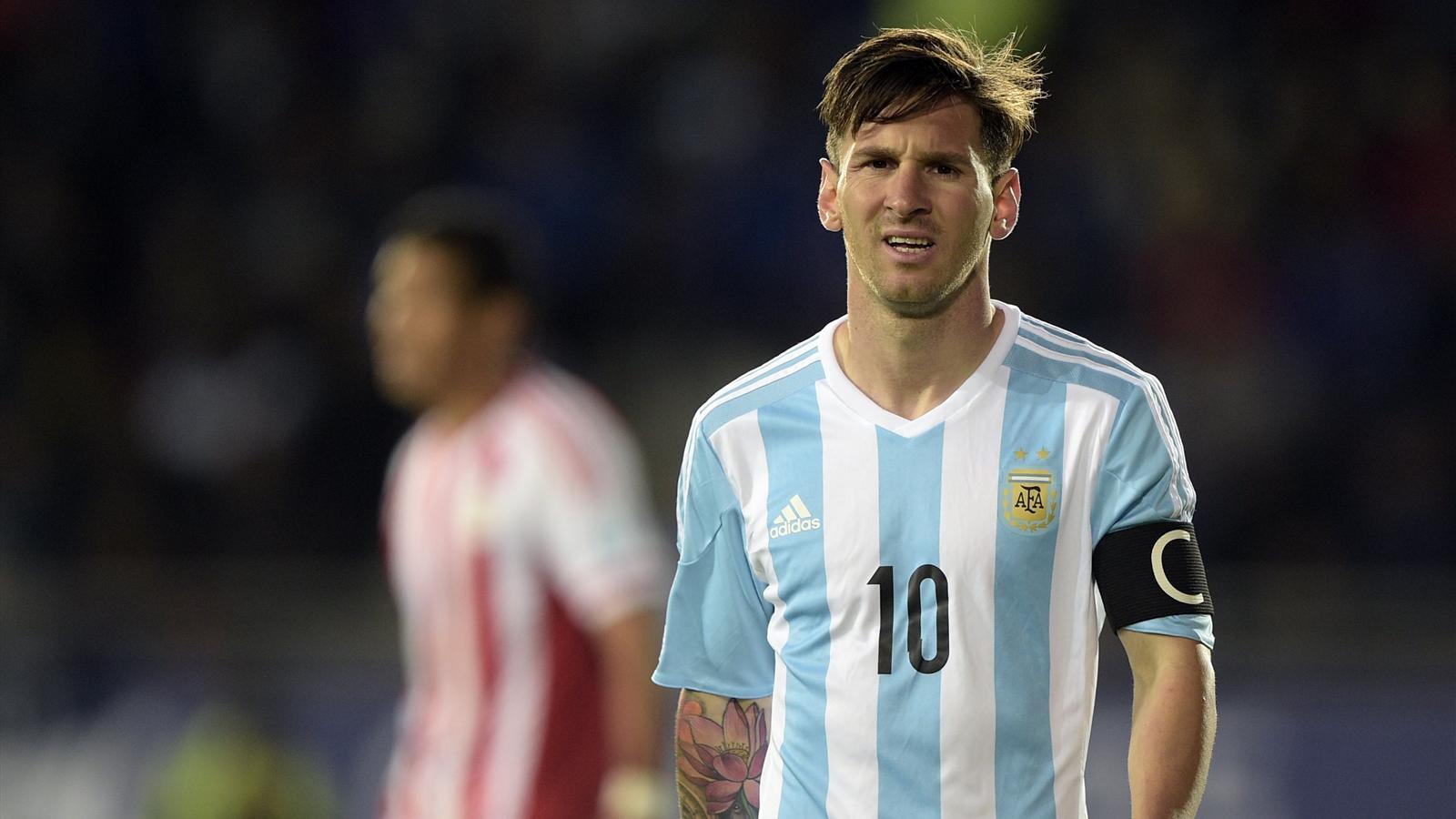 Lionel messi argentine 3