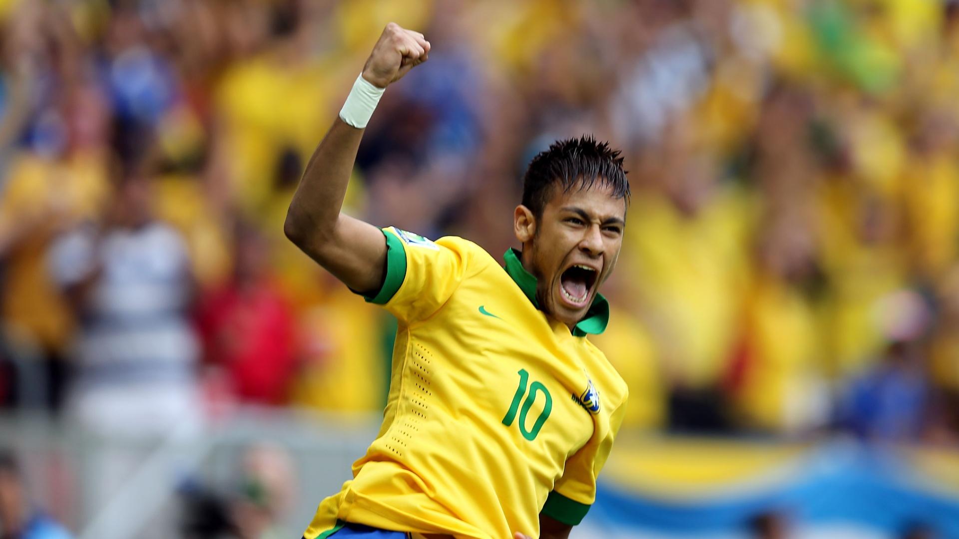 Neymar Brésil 3