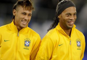 Neymar Ronaldinho 2