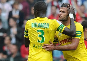 FOOTBALL : Rennes vs Nantes - Ligue 1 - 29/09/2013