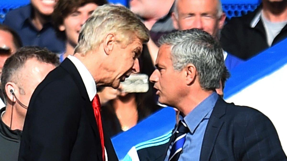 Manchester United : Mourinho cible deux joueurs d'Arsenal !