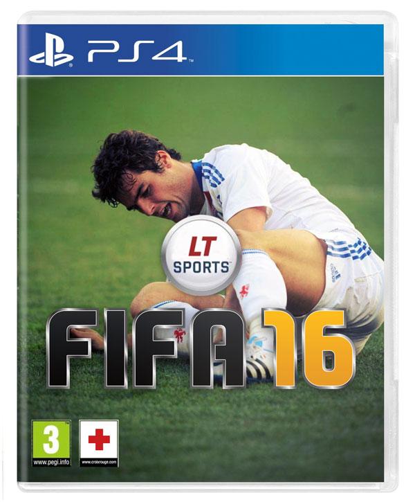 FIFA 16 - Jaquette pharmacie Yoann Gourcuff