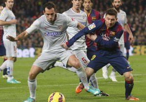Diego Godin explique les 2 raisons pour lesquelles Messi n'y arrive pas avec l'Argentine