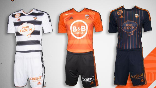 FCL maillots