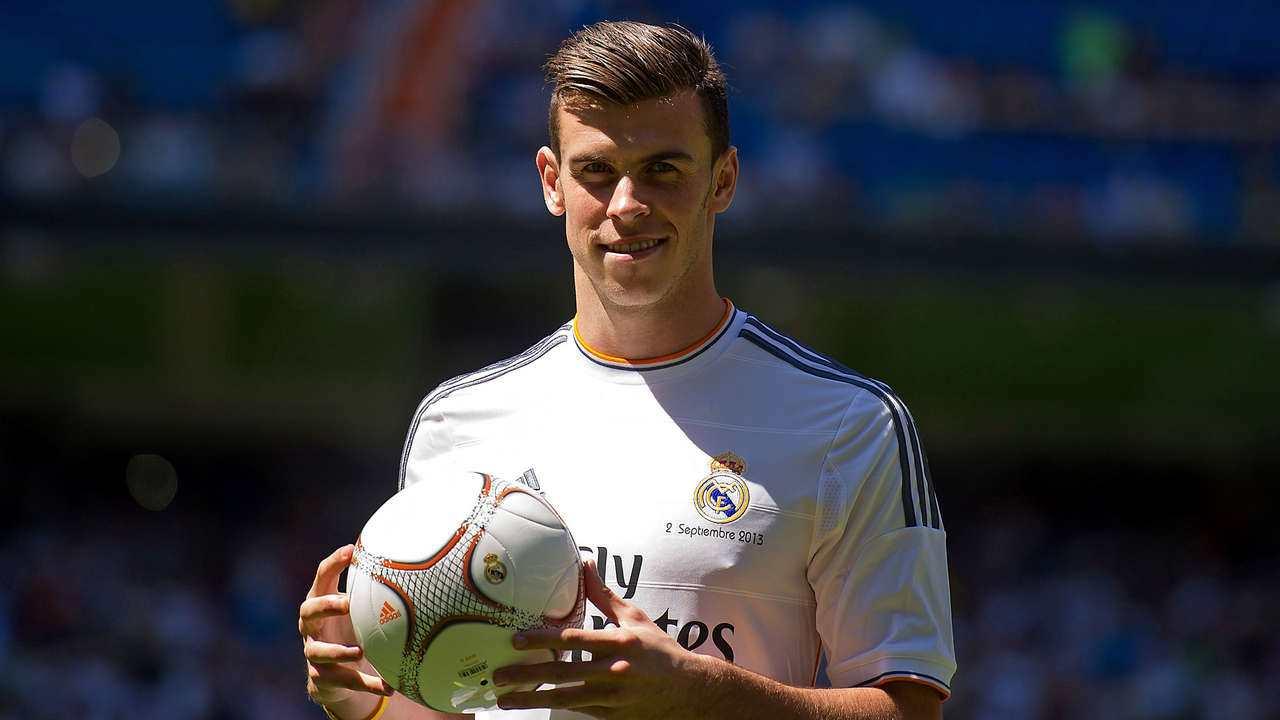 Gareth Bale présentation