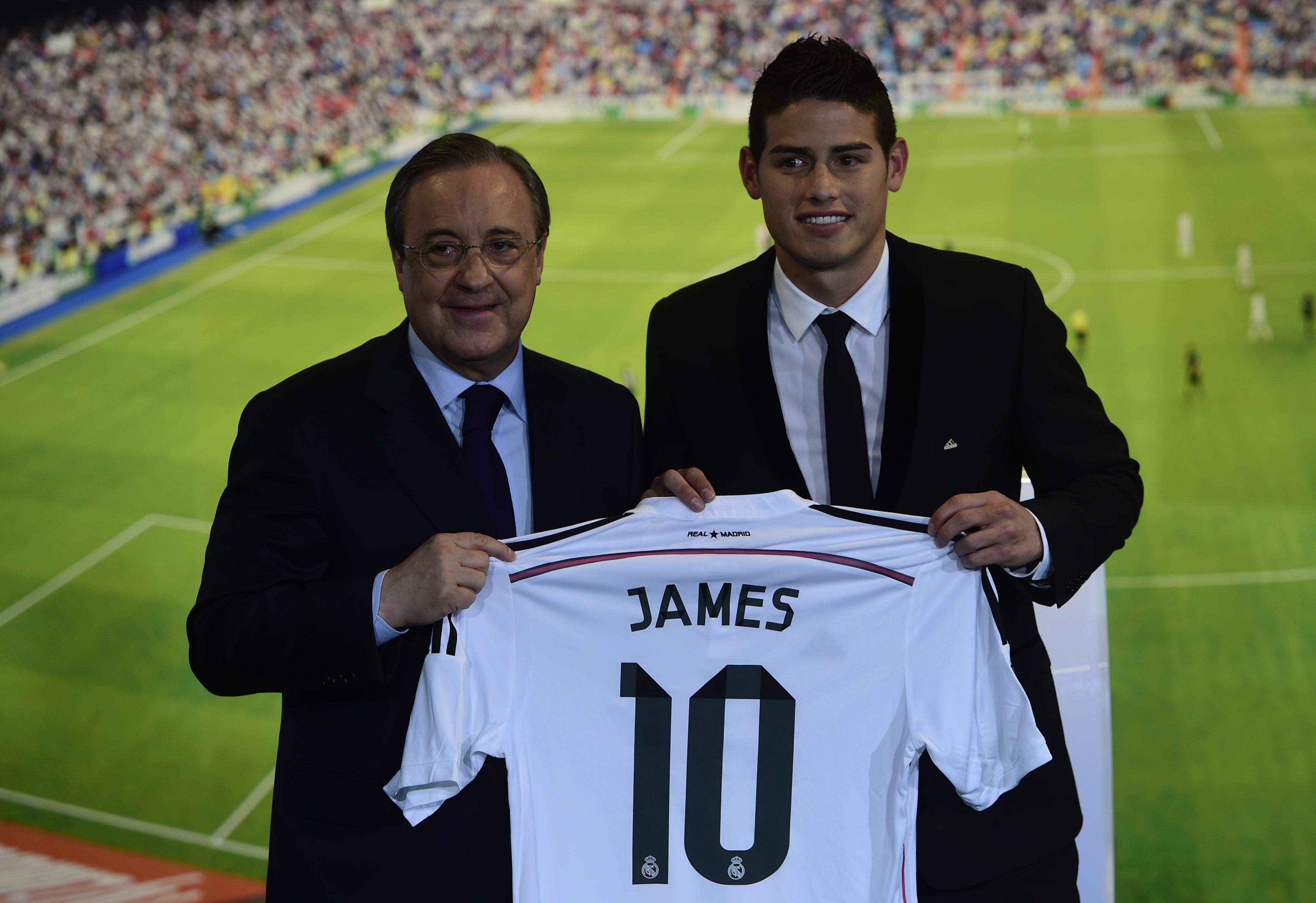 James Rodriguez 5