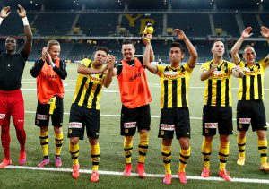 Young Boys Berne 4