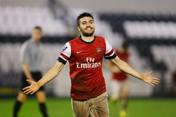 Officiel : Toral quitte Arsenal !