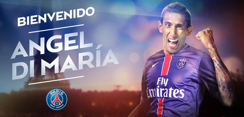 Bienvenue Angel Di Maria
