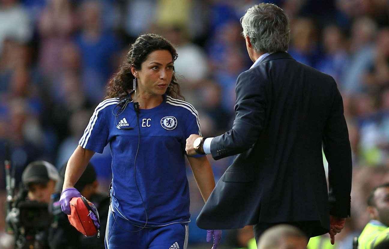 Eva Carneiro - Jose Mourinho, le clash