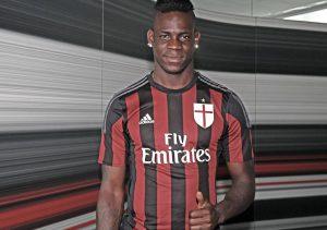 Balotelli de retour à Milan
