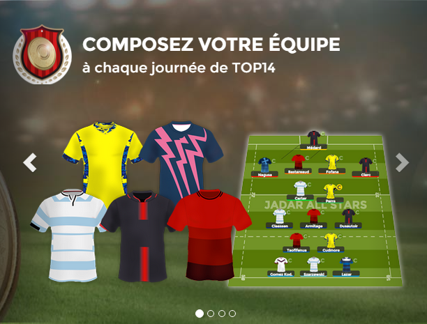 Capture Jeu Fantasy League