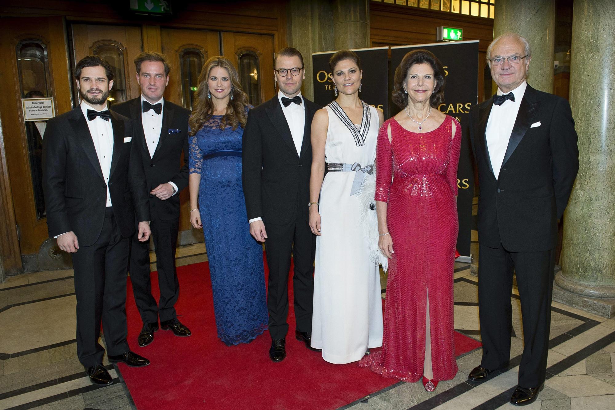Famille Royale Suède