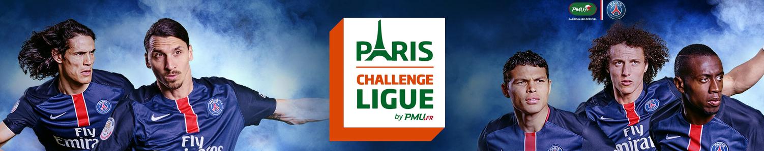 Joueurs PSG Challenge PMU