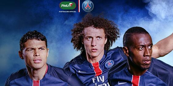 Paris Challenge Ligue : des cadeaux PSG à gagner sur PMU