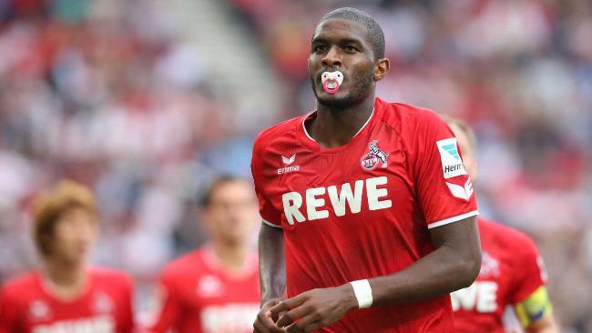 A. Modeste meilleur buteur français de la Bundesliga sur une saison !