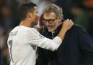 Cristiano Ronaldo, l'homme qui murmure à l'oreille de Laurent Blanc