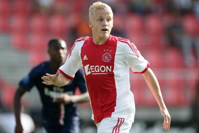 PSG : Allan ne devrait pas bouger, van de Beek suivi