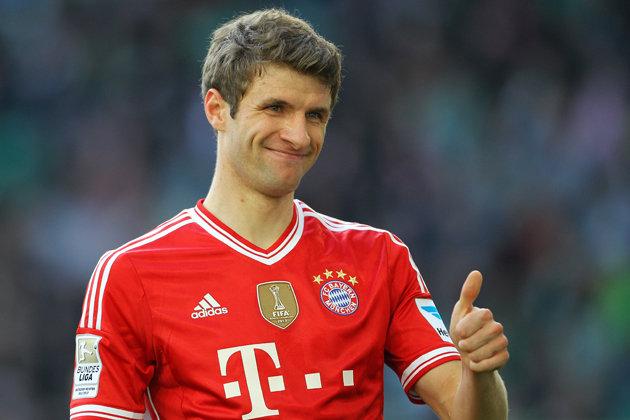 Bayern Munich Muller Refuse Une Tr U00e8s Grosse Offre De