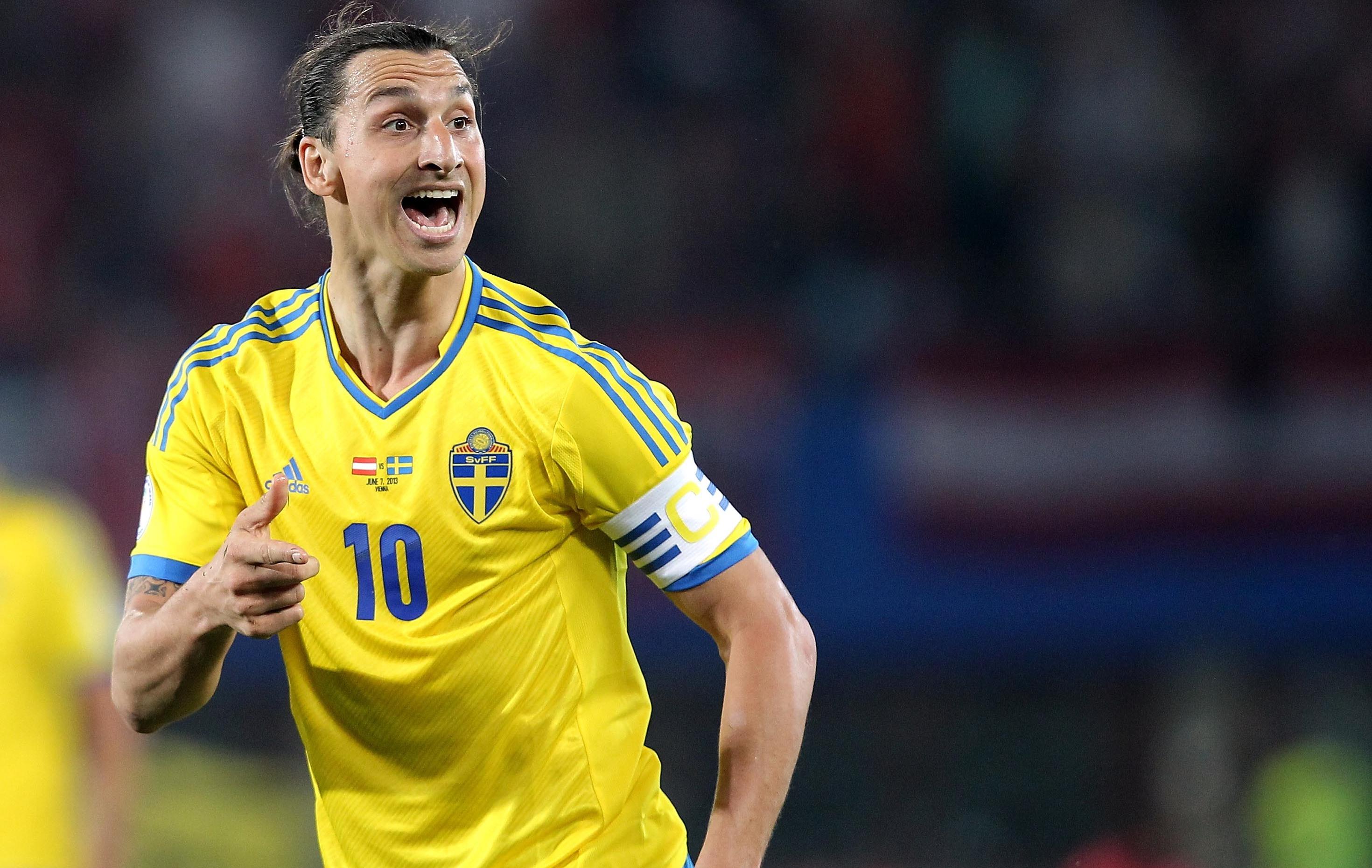 La semaine de Zlatan Ibrahimovic #1